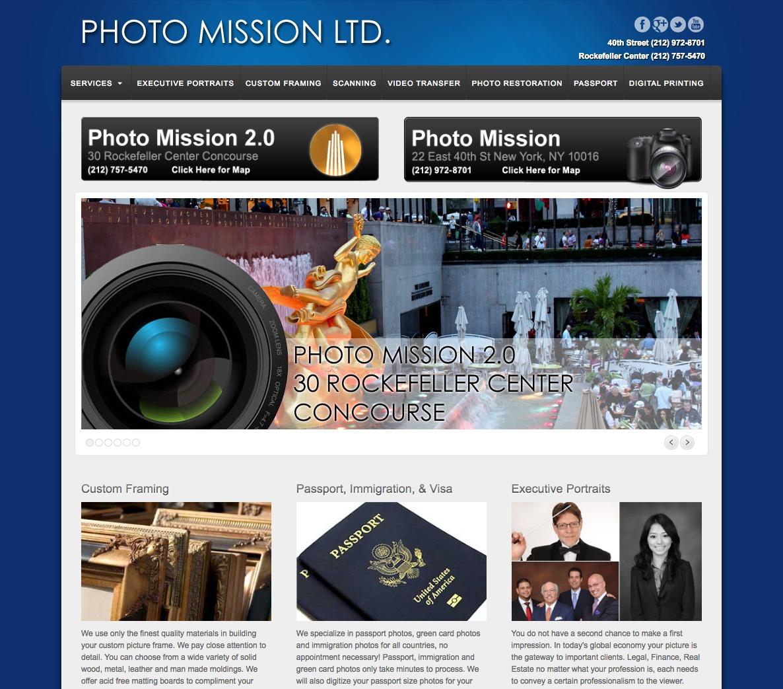 Photo Mission