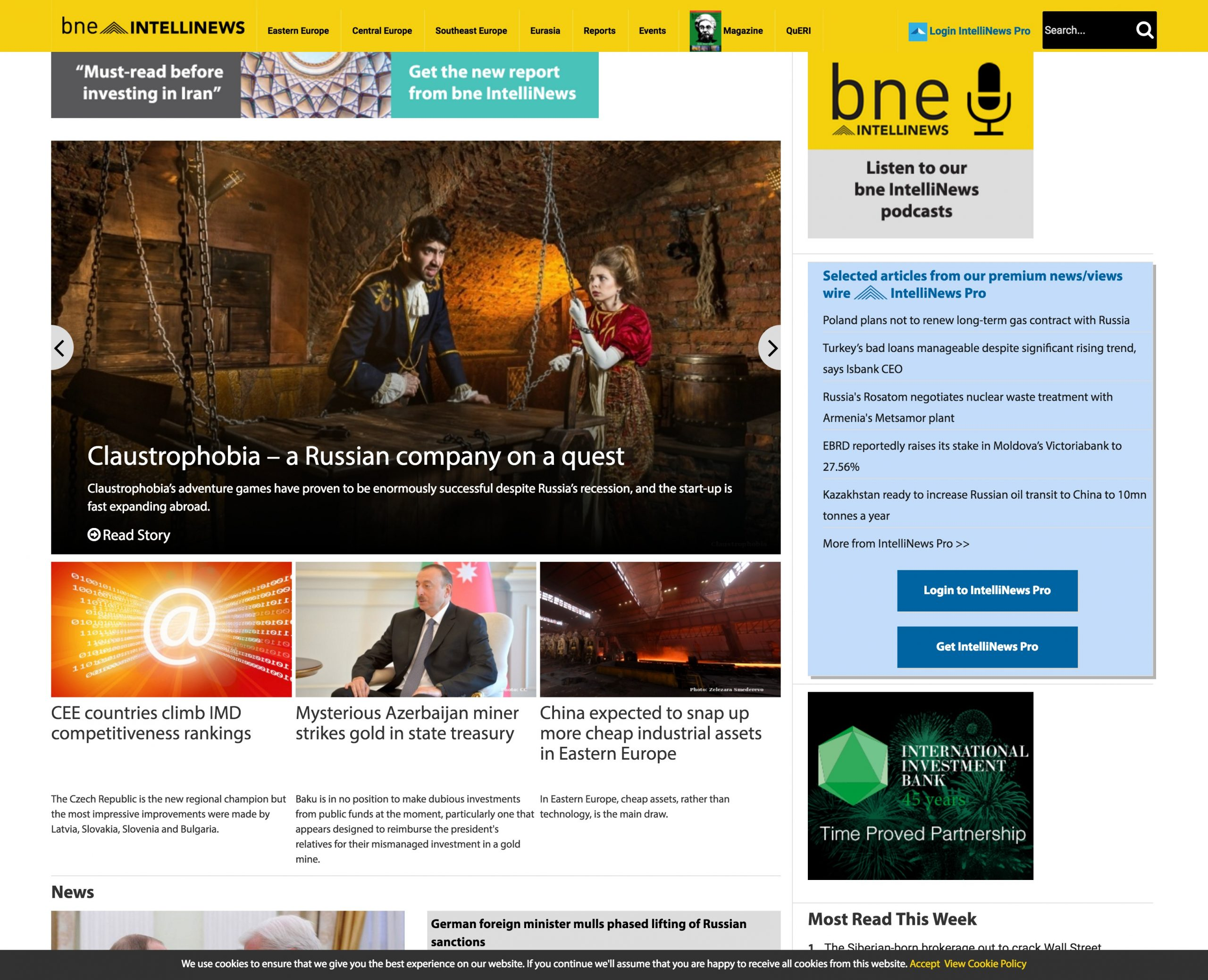 bne Intellinews